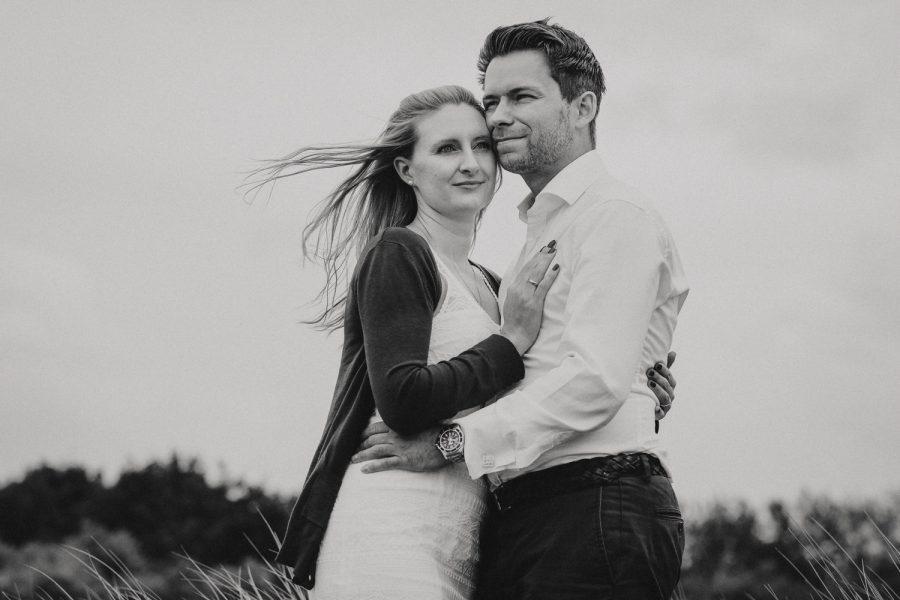 Paarshooting am Hochzeitstag